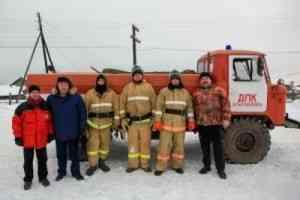 Сегодня 6 лет исполняется «Добровольной пожарной команде» Архангельского регионального отделения РОССОЮЗСПАСа