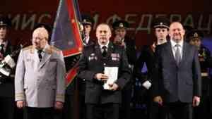 Накануне Дня сотрудника органов внутренних дел в Архангельске прошёл торжественный вечер