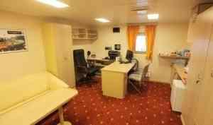 Служба на ледоколе «Владивосток» для выпускников морских технических вузов будет комфортна и безопасна