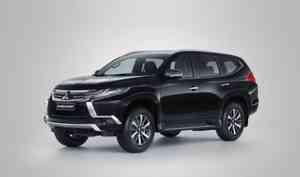 Mitsubishi Pajero Sport: внедорожник для всей семьи