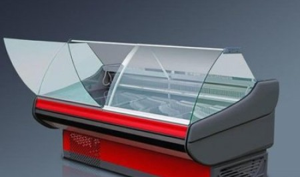 Холодильная витрина, с которой можно продать даже снег зимой