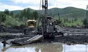 Геологоразведка участка перед строительством в Москве
