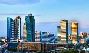 Компактная недвижимость в столице Казахстана
