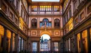 Галерея Уффици во Флоренции: история, что посмотреть