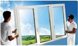 Как установить пластиковое окно?