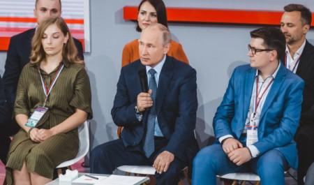 «Поговорю с руководителем области»: Путин высказался о строительстве полигонов для мусора из Москвы