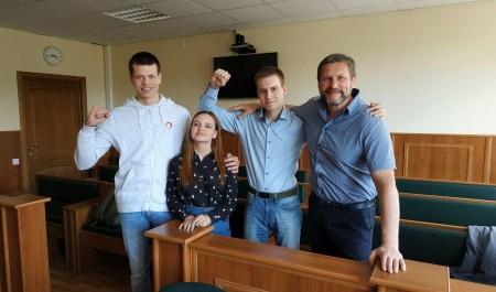 Депутату архангельской гордумы не удалось обжаловать штраф за участие в митинге 7 апреля