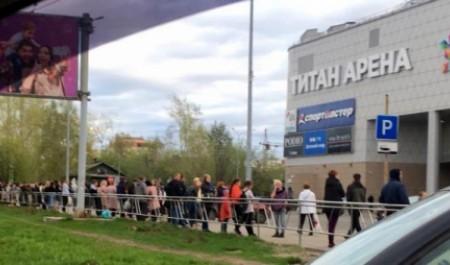 Телефонные террористы атаковали восемь торговых центров и аэропорт в Поморье