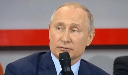 Владимир Путин: «Москва не может мусором зарастать. Но и в других регионах не нужно создавать проблемы»
