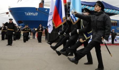 Ледовый класс: в Архангельске проходит Второй Фестиваль морского флота Арктики