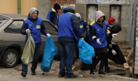 Артефакты, экозагадки и сортировка мусора: в столице Поморья состоялись «Чистые игры»