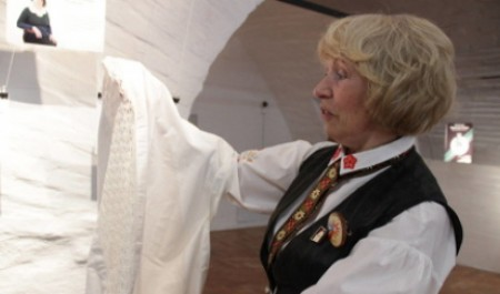 В «Ночь музеев» в Архангельских Гостиных дворах представили волонтерский проект «Простые вещи»