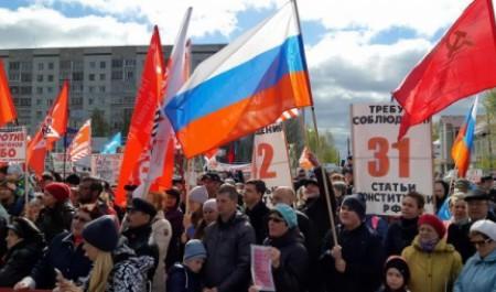 Партии разделились по вопросу поддержки «антимусорных» протестов в Архангельске