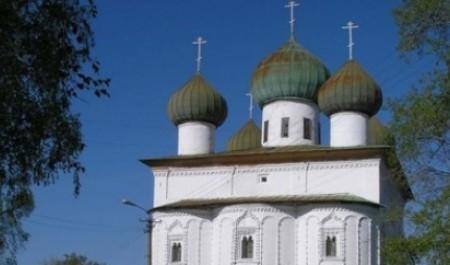 Выставка одного дня состоится завтра в здании старинной церкви Каргополя