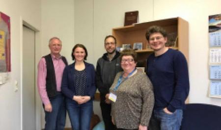 Представители САФУ приняли участие в Международной неделе в  Эмдене
