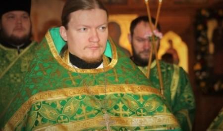 Священник Александр Дятлов расскажет на радио «Поморье» о служении на Хабарке и в Маймаксе