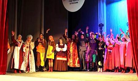 Котласский театр драмы завершил очередной творческий сезон