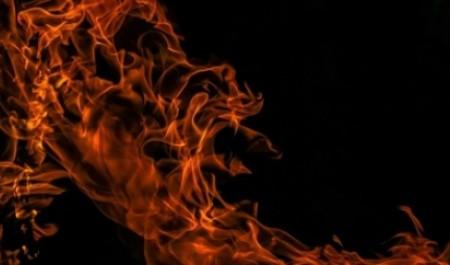 Семья из Устьян осталась без жилья из-за пожара