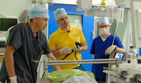 В Архангельском онкодиспансере прошла конференция, посвященная качеству эндоскопических исследований