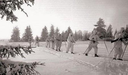 Памятник батальону архангельских лыжников будет установлен в Финляндии