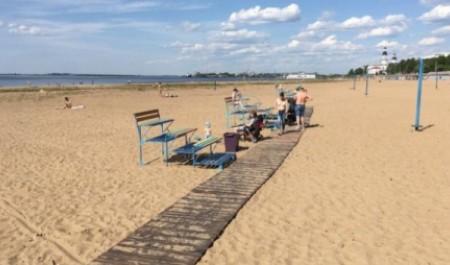 Пляжи Поморья проверяют на готовность к открытию летнего сезона