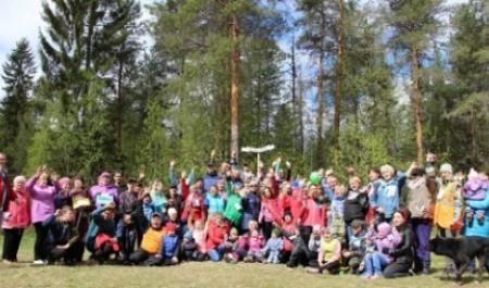В Североонежске прошли занятия в молодежной добровольческой школе актива «Добро по кругу»