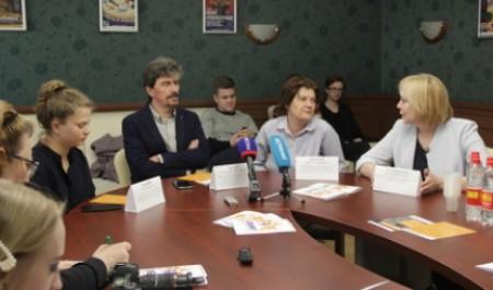 В Архангельске открылся IX региональный фестиваль «Ваш выход!»
