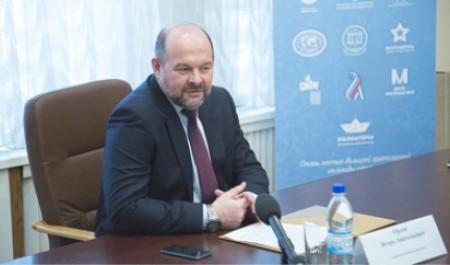 Игорь Орлов: «Важно наращивать взаимодействие с молодежными структурами»