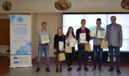От редевелопмента территории до кибербезопасности: студенты САФУ представили свои проекты