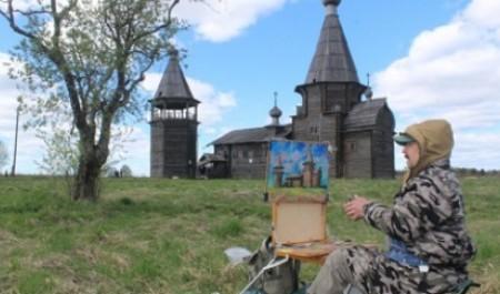 «Белые ночи Каргополья»: подведены итоги всероссийского пленэра