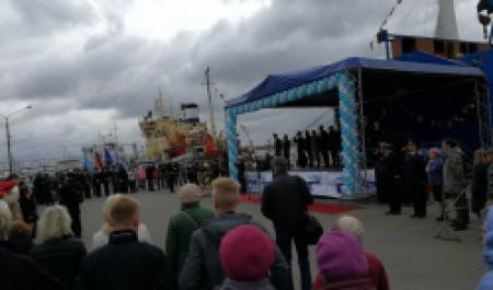 САФУ принял участие в Фестивале морского флота Арктики