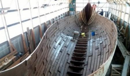 В архангельском морском музее презентуют судостроительную школу поморской культуры