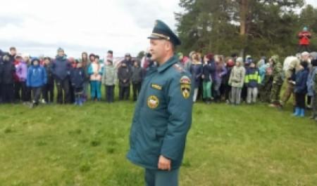 Холмогорский район принимает второй областной турслет «ТУР-29.ЮНИОР»