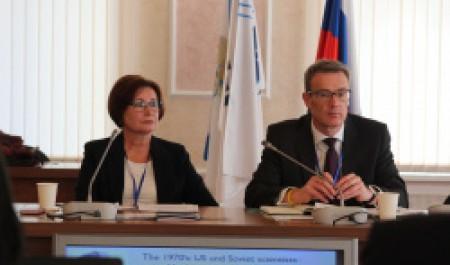 Представители России иВеликобритании поделились лучшими практиками научного сотрудничества между странами