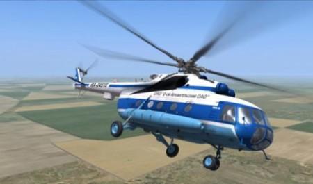 Авиасообщение Архангельска с Соловками будут обеспечивать этим летом вертолеты