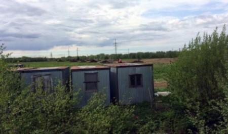 «Магнит» «заморозил» строительство логистического центра под Архангельском