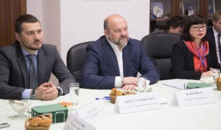 Идея создания НОЦ в Архангельске заинтересовала членов президиума МАНК