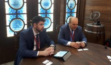 ПМЭФ–2019: на форуме обсудили организацию регулярного морского сообщения между Поморьем и Камчатским краем