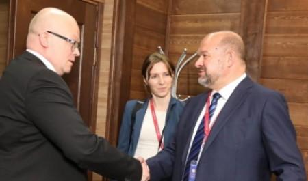 ПМЭФ–2019: Архангельская область и Финляндия будут развивать сотрудничество в сфере экологии