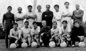 Из истории северодвинского футбола: 50 лет назад «Энергия» вышла в класс «Б»