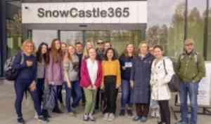 Студенты САФУ вернулись слетней школы вФинляндии