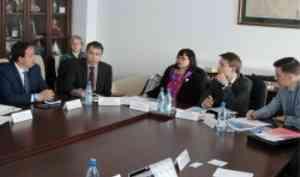 Представители МГТУ имени Баумана иСАФУ обсудили проекты, над которыми будет работать арктический НОЦ