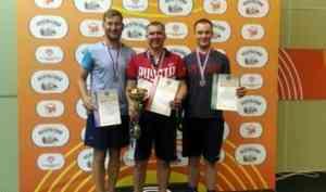 Стрелки Поморья взяли семь медалей на Кубке России