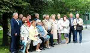 Выходцы сфакультета МТД АЛТИ отметили 50-летие выпуска