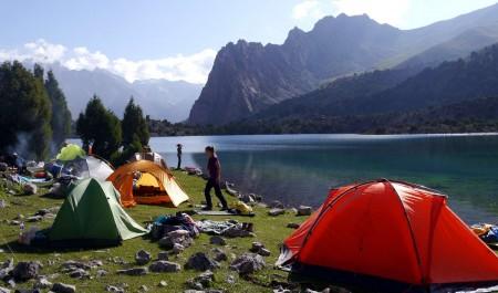 Поход по Фанским горам — преодолей все сложности маршрута