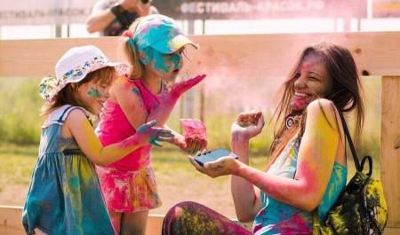 Всероссийский фестиваль красок едет в Архангельск 29 июня