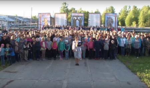 «Сказать правду»: жители Поморья и Коми записали видеообращение к президенту о ситуации в Шиесе