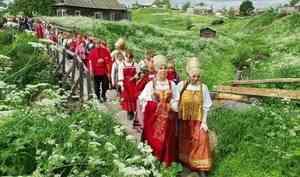 Северные деревни приглашают на праздники