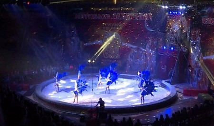 ВПоморье прошли первые выступления Цирка Мстислава Запашного