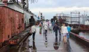 Архангелогородцы узнают о «колыбели русского флота» на тематической экскурсии
